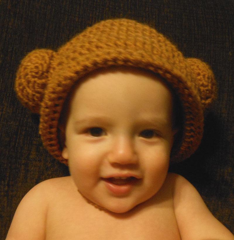 free crochet turkey hat pattern Squirrel Picnic