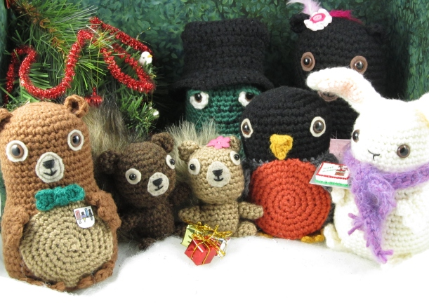 Merry Christmas from Squirrel Picnic