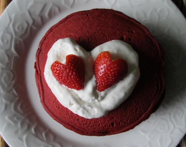 Valentine's Day Pancakes (800x635)