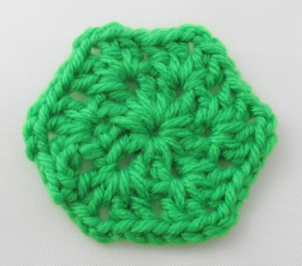 Crochet a Hexagon