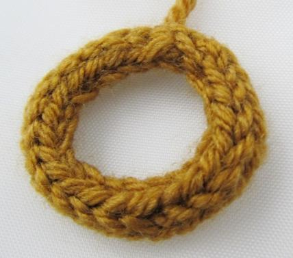 I-Cord Circle