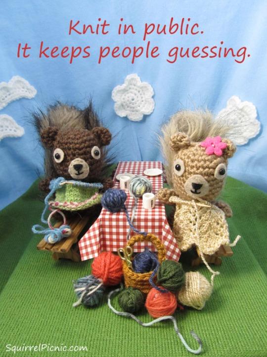 Knitting In Public : Sassylady s craft a topnotch wordpress site