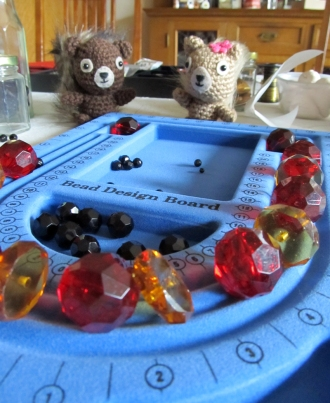 Hodge and Podge and Beads
