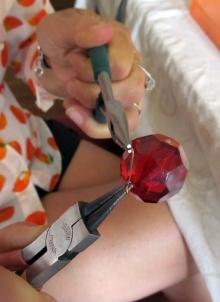 Rosary Wire Technique