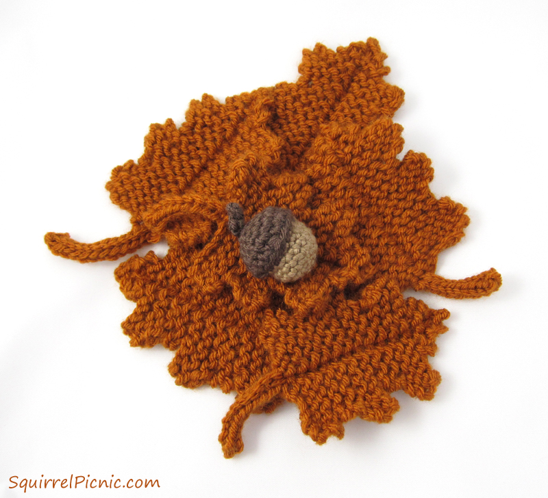 Free Crochet Baby Acorn Hat Pattern : Pattern for Crochet Acorns and Fantastic Ways to Use Them ...