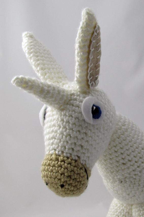Crochet Unicorn Horn : Unicorn Horn