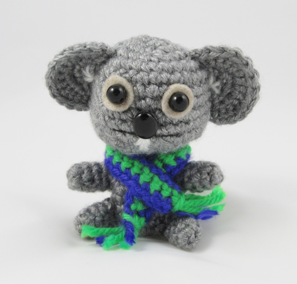 Crochet A Koala With This Pattern From Down Under