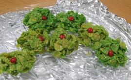Cornflake Wreaths