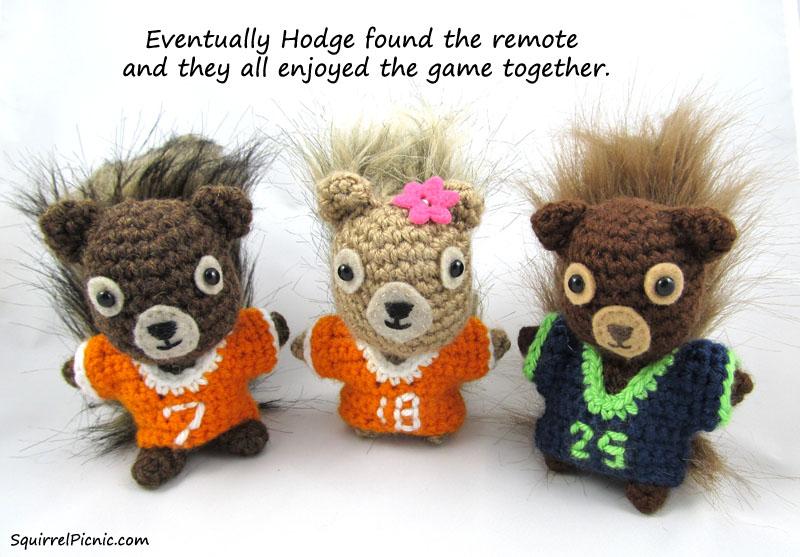 Hodge's Super Bowl Party