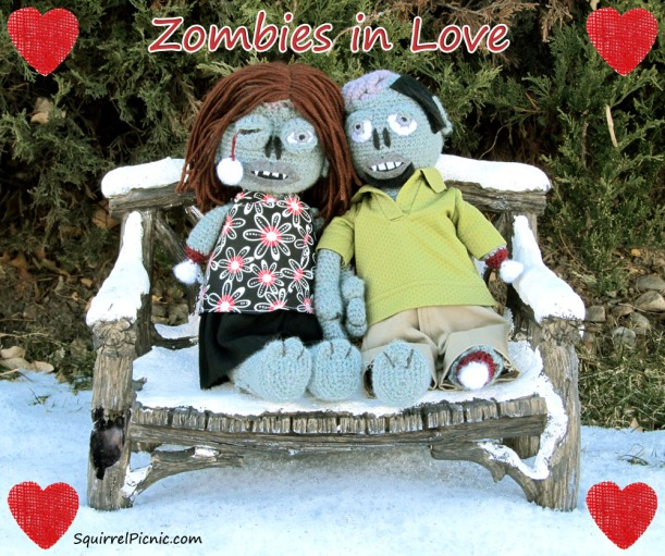 Zombies in Love from Squirrel Picnic