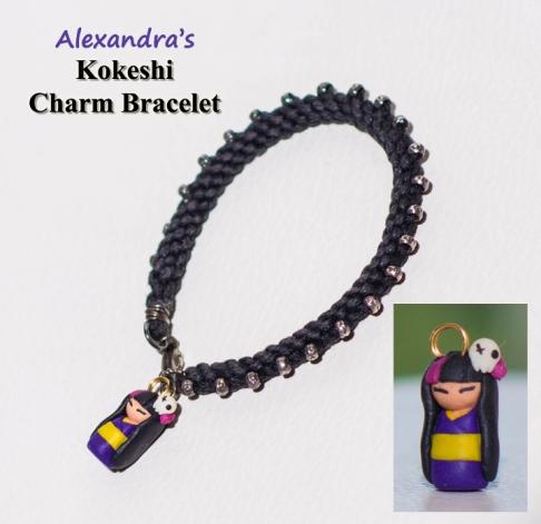 Alexandra's Charm Bracelet