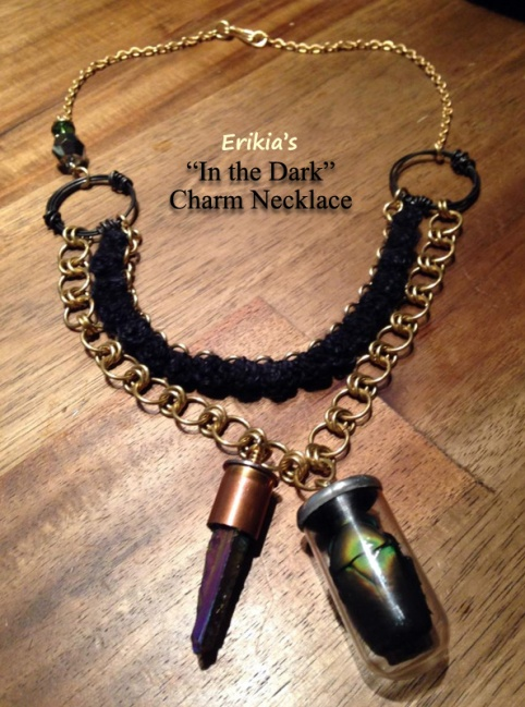 Erikia's Charm Necklace