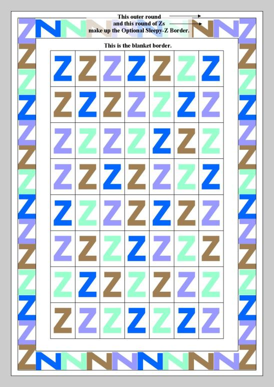 Sleepyz Blanket Layout3
