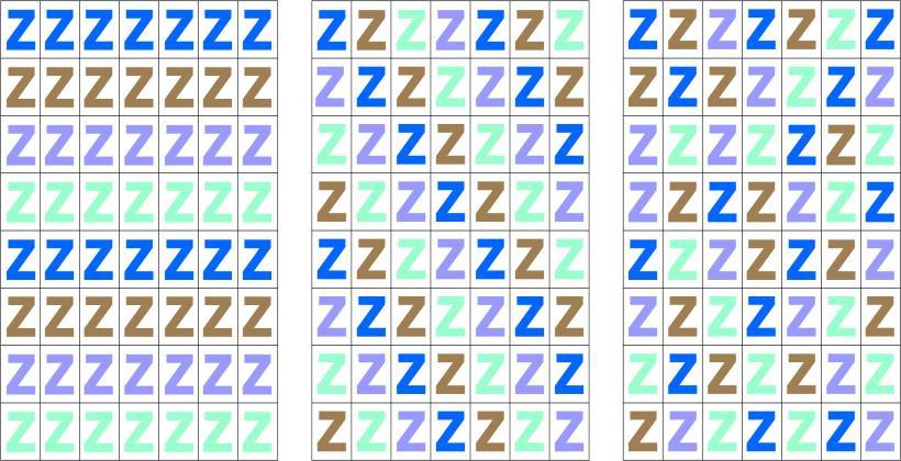 Sleepyz Blanket Layouts