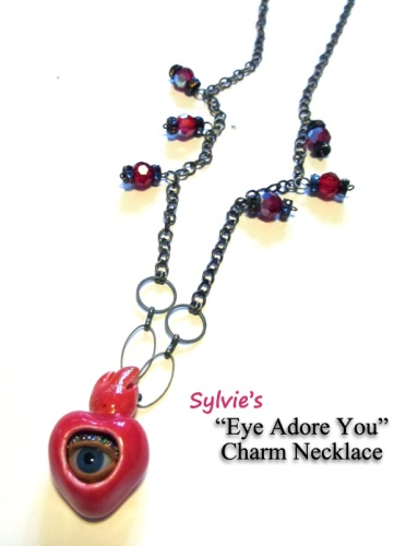 Sylvie's Charm Necklace
