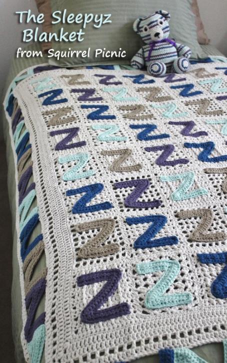The Sleepyz Blanket from Squirrel Picnic