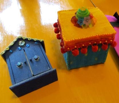 Charm Boxes