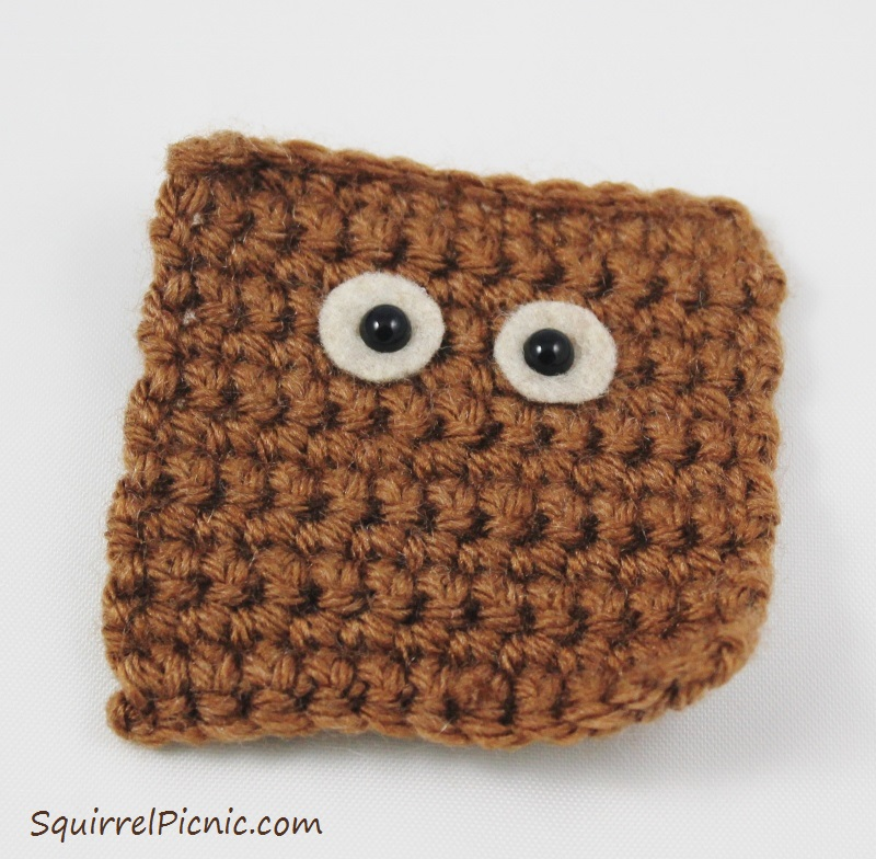 How to Add Faces to Your Amigurumi: Safety Eyes with ...
