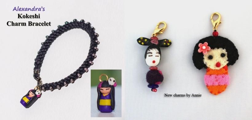 Alexandra's Bracelet August 2014
