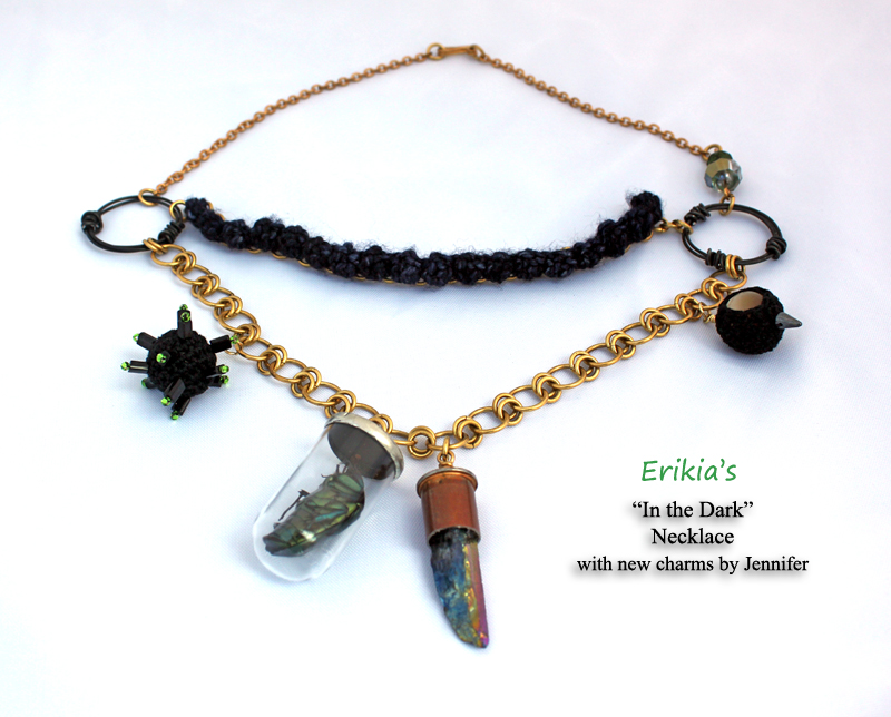 Erikia's Necklace August 2014