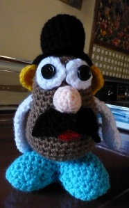 Margie's Mr. Potato Head