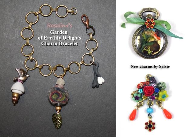 Rosalind's Bracelet August 2014