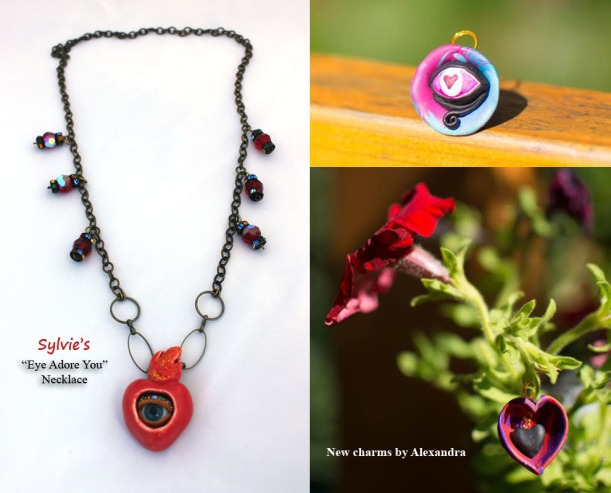 Sylvie's Necklace August 2014