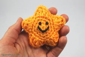Amigurumi Smiley Faces How To by Squirrel Picnic