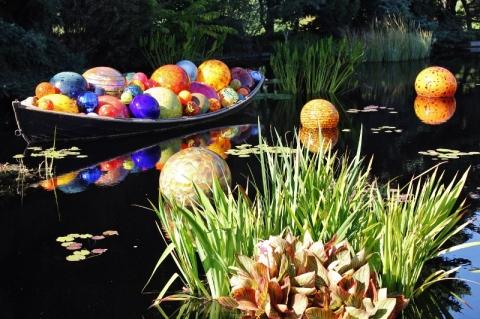 Chihuly Denver Botanic Gardens 2