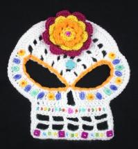 Jennifer Olivarez Skull Art Hoodie 2_1