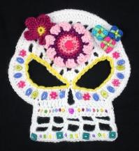 Jennifer Olivarez Skull Art Hoodie 3_1