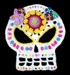 Olivarez_Large Sugar Candy Skull_Resized