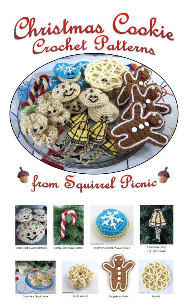 Christmas Cookies by Squirrel Picnic Roundup