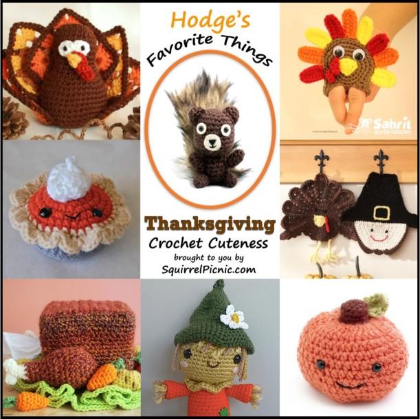 Hodge's Favorite Things Thanksgiving 2014