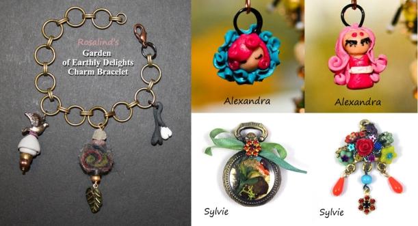 Rosalind's Bracelet October