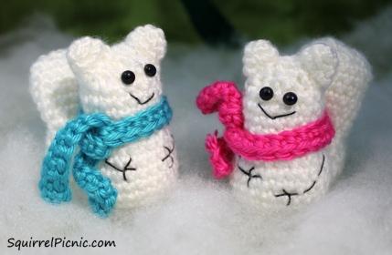 Snowsquirrels