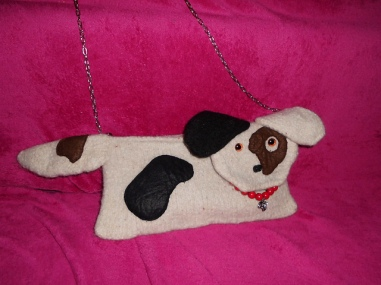 Jack Russell Clutch by FrlBig