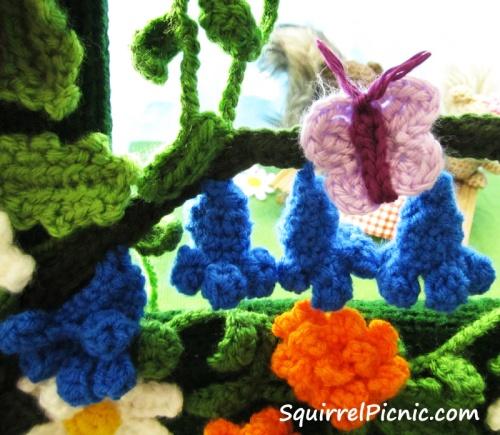 Bluebells and Butterflies