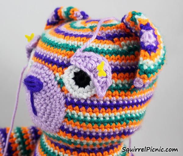 Crochet Winter Sweater