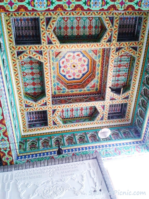 Dushanbe Teahouse Ceiling 2