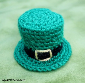 Leprechaun Hat by Squirrel Picnic