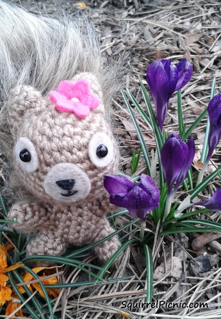 Podge Says for Spring