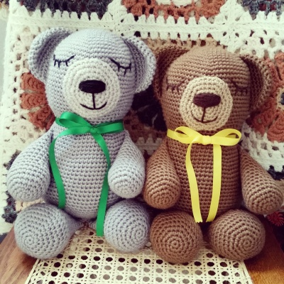 Sleepy Bears by Jennifer Olivarez