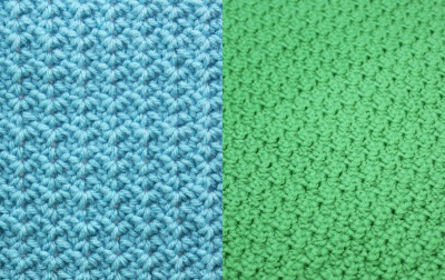 Two Stitch Patterns