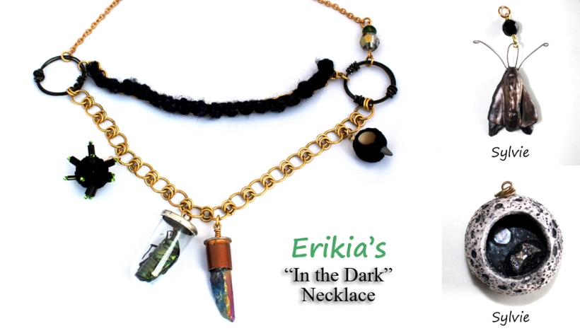 Erikia's In the Dark Necklace January