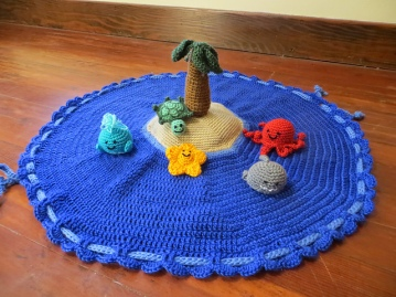 Island Play Set by mgernes