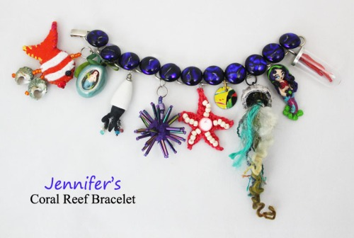Jennifer's Coral Reef Bracelet Final