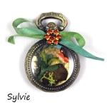 Sylvie August 1