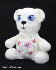 Doodle Stitch Bear