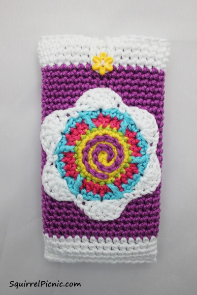 Tall n Fast Flower Seed Packet Phone Case from The Big Acorn Race by Jennifer Olivarez